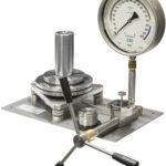 Balance manométrique DOS001 avec manomètre de précision