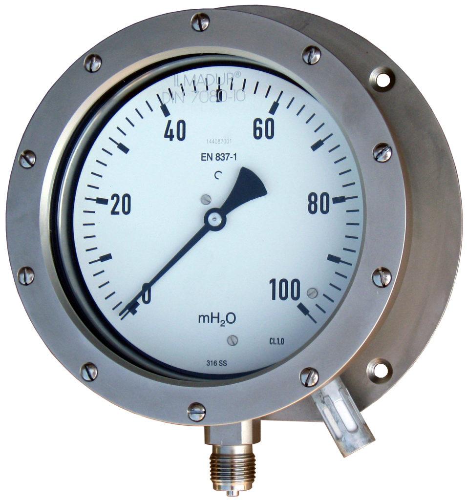 caisson gauge