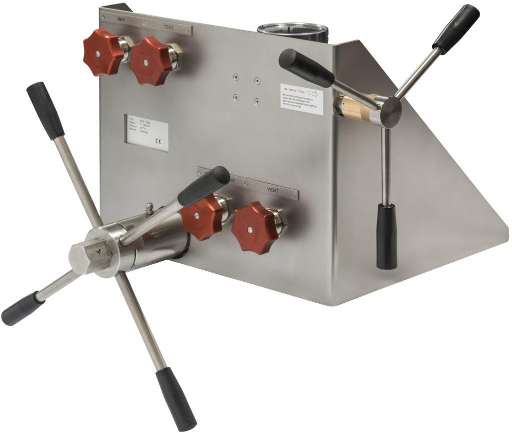comparison test pump COP7000