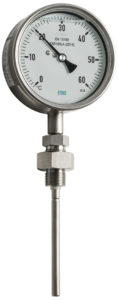atex-certified rigid stem thermometer