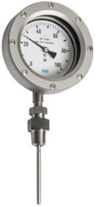 subsea thermometer